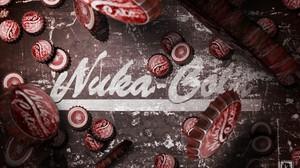 Fallout Nuka Cola Video Games 2880x1800 Wallpaper