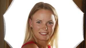 Caroline Wozniacki Danish Tennis 5616x3744 Wallpaper