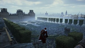 Assassins Creed Assassins Creed Unity Video Games Screen Shot 1920x1080 Wallpaper