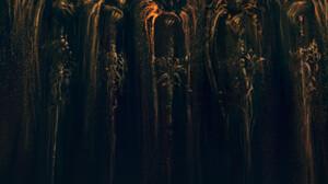 Tomasz Ryger Hell Portrait Display Alone Digital Painting Artwork Drawing Digital Art Demon Standing 1772x2480 Wallpaper