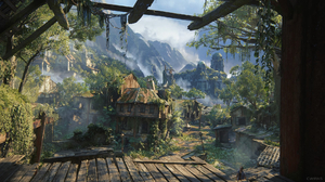 4Gamers Video Games Video Game Art Uncharted Uncharted 4 Naughty Dog Post Apocalypse Sony PlayStatio 1920x1080 Wallpaper