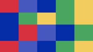 Shapes Colorful Digital Art Square Rectangle 1920x1080 wallpaper