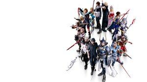 Video Game Dissidia Final Fantasy NT 3840x2160 wallpaper