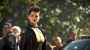 Brianna Hildebrand Negasonic Teenage Warhead 6000x3755 wallpaper