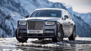 Blue Car Car Luxury Car Rolls Royce Rolls Royce Phantom 4096x2734 Wallpaper