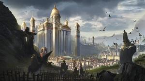 City 1920x1106 Wallpaper