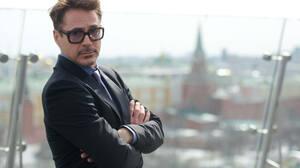 Actor American Suit Glasses 3573x2382 Wallpaper