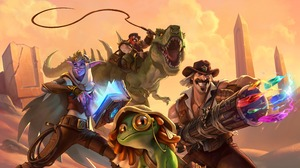Hearthstone Heroes Of Warcraft 3840x2245 wallpaper