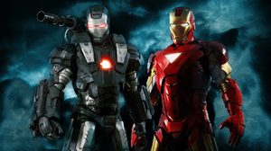 Movie Iron Man 2 1920x1080 Wallpaper