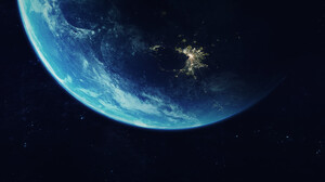 Earth From Space 1920x1203 Wallpaper