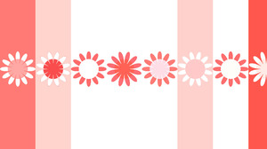 Colors Flower Pattern 2400x1698 Wallpaper
