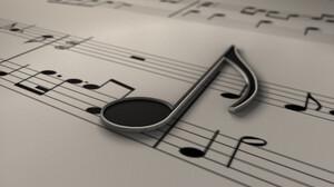 Music Musical Notes 1920x1080 wallpaper