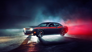 Dodge Challenger RT Dodge Dodge Challenger Muscle Car Car Vehicle 2048x1277 Wallpaper