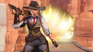 Ashe Overwatch Overwatch 3840x2160 Wallpaper