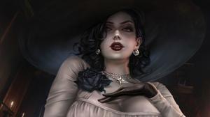 Resident Evil Alcina Dimitrescu 3840x2160 wallpaper