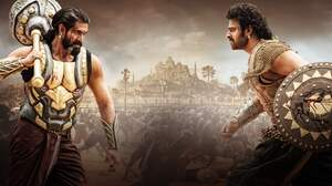 Baahubali 2 The Conclusion 4207x1980 wallpaper