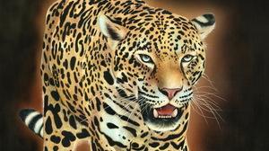 Animal Leopard 3000x1976 Wallpaper