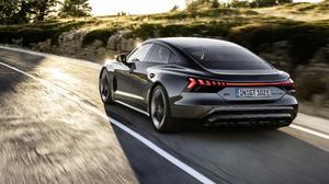 Audi Audi Rs E Tron Gt Car Electric Car Luxury Car Silver Car 3840x2160 Wallpaper
