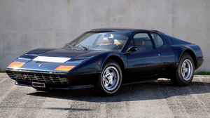 Blue Car Car Coupe Ferrari 512 Bb Old Car Sport Car 1920x1080 Wallpaper