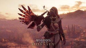 Assassins Creed Odyssey Video Games Screen Shot Sunlight Assassins