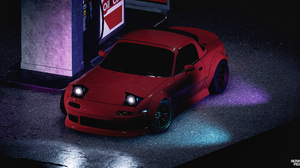 Mazda MX 5 Mazda Red Red Cars NFS 2015 Need For Speed 7636x4056 Wallpaper