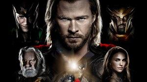 Anthony Hopkins Chris Hemsworth Heimdall Marvel Comics Idris Elba Jane Foster Loki Natalie Portman O 2048x1508 wallpaper