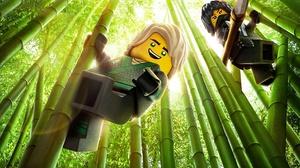 Bamboo Lego Lloyd Garmadon Nya Ninjago The Lego Ninjago Movie 2764x1865 Wallpaper