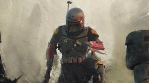 Boba Fett Star Wars 3840x2160 Wallpaper