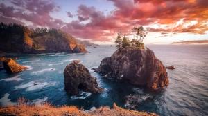 Coast Nature Horizon 2048x1300 Wallpaper