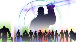 Avengers Endgame Black Panther Marvel Comics Black Widow Captain America Doctor Strange Gamora Groot 1920x1080 Wallpaper