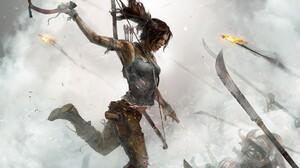 Lara Croft Shadow Of The Tomb Raider Tomb Raider 3840x2118 Wallpaper