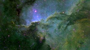 Cosmos Ngc 6188 Nebula Space Stars 2048x1476 Wallpaper