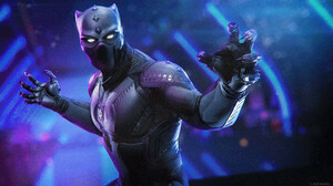 Marvel Comics Black Panther Marvel Comics 3840x2160 Wallpaper