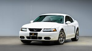 Muscle Car Coupe White Car Car 2048x1152 Wallpaper