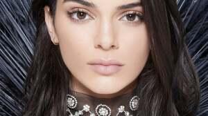 Kendall Jenner Women Model Face Brunette Dark Hair 1080x1512 wallpaper