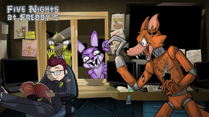 Video Game Five Nights At Freddy 039 S 1920x1080 Wallpaper