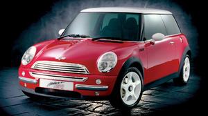 Mini Cooper Concept Concept Car Red Car Car 1920x1080 Wallpaper