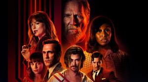 Bad Times At The El Royale Cailee Spaeny Chris Hemsworth Cynthia Erivo Dakota Johnson Jeff Bridges J 8175x4598 Wallpaper