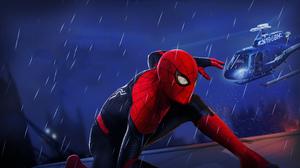 Spider Man 6000x3500 Wallpaper