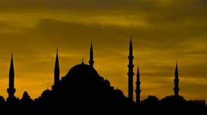 Islam Mosque Sunset Turkey 4928x3264 Wallpaper