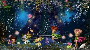 Fantasy Fairy 2000x1128 Wallpaper