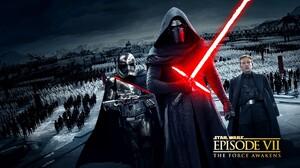 Star Wars Star Wars The Force Awakens Lightsaber Sith Science Fiction Kylo Ren Captain Phasma Star W 1920x1080 Wallpaper
