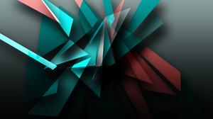 Geometry Shapes Digital Art 1920x1200 Wallpaper