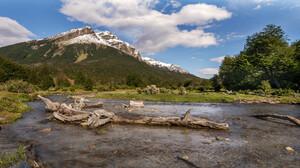 Landscape Nature Mountains 4095x2726 wallpaper
