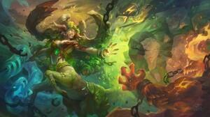 Fantasy Creature 2458x1382 Wallpaper