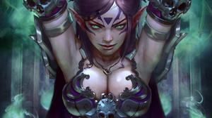 Fantasy Elf 2480x1550 wallpaper