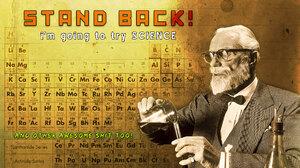 Funny Humor Science 1920x1200 Wallpaper