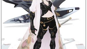 Gharliera Cyberpunk Bounty Hunter 1080x1350 Wallpaper