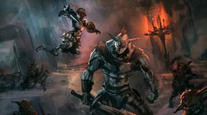 Goblin Slayer Ogre 3840x2160 Wallpaper