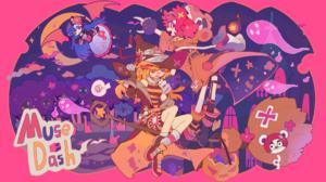 Video Game Muse Dash 1920x1100 wallpaper